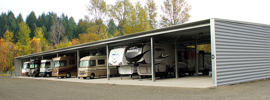 Boat Storage: Covered, and outside.